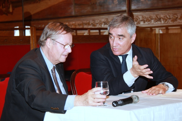 Cutiño et P. Guillaume