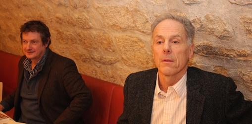 Vincent Maes et Nicolas Havouis © MBLAC